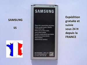 Batterie-Neuve-pour-Samsung-Galaxy-S5-GT-i9600-et-SM-G900F-2800mAh-EB-BG900BBC