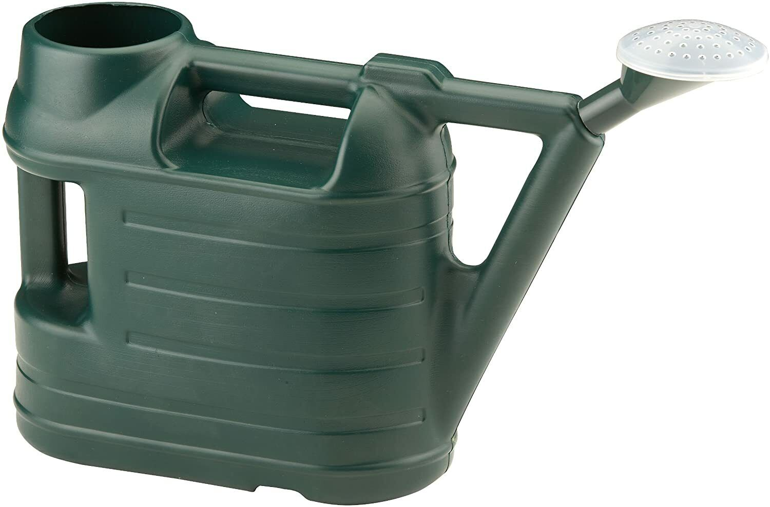 Strata GN007 6.5L Budget Watering Can With Rose Green Garden Outdoor Plant Water