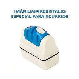 Cleaning & Maintenance Iman Limpiacristal Flotante Acuario 70x37x70 Limpieza Cristales Algas Limpiador Crazy Price