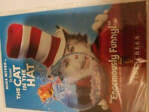 CAT-IN-THE-HAT-DVD-2004-Live-Action-Widescreen-Edition-NEW