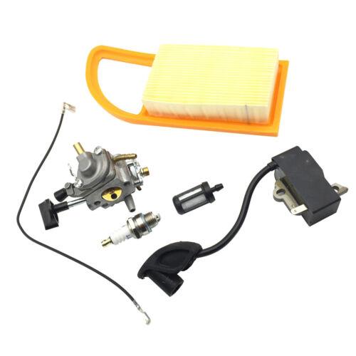 Vergaser Zündspule Kraftstofffilter Luftfilter Für Stihl Br500 Br550 Br600