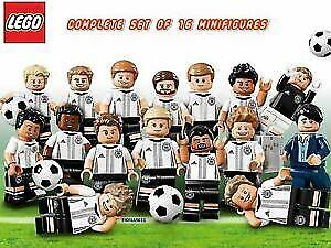 Choose a Figure NEW LEGO 71014 Minifigures DFB Series German Football Team