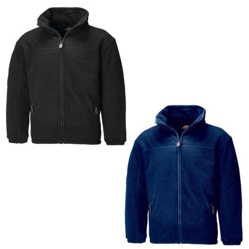 Men/'s Coat Dickies Padded Fleece Work Jacket Various Sizes