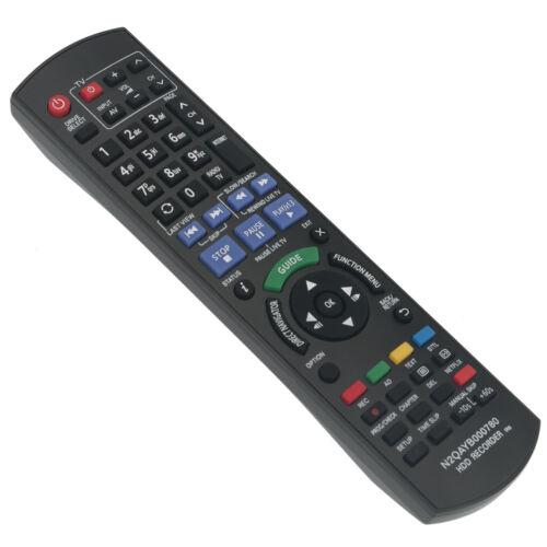 N2QAYB000780 Fernbedienung für Panasonic HDD-Recorder DMR-PWT530 DMR-PWT635