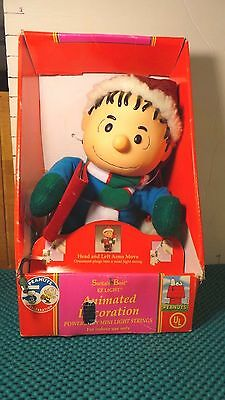 Linus,Peanuts United Features Syndicate,Inc.1999, Animated Christmas Decoration