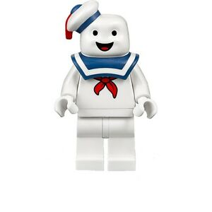 how to build ghostbusters lego figures