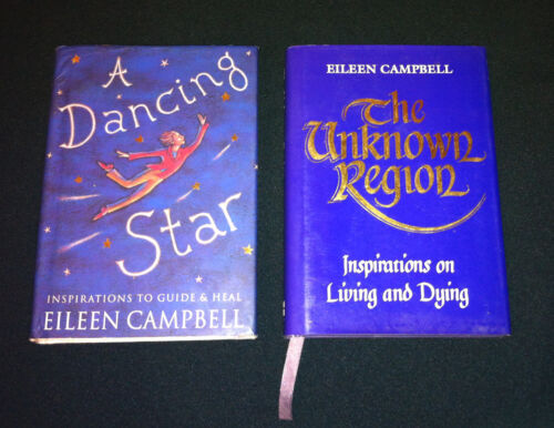 1 of 1 - 2x Eileen Campbell, A Dancing Star: Inspirations to Guide & Heal, Unknown Region