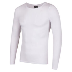 D2D-Men-039-s-SkinMesh-Long-Sleeve-Mesh-Base-Layer-for-Autumn-Spring-and-Winter
