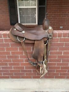 "17"" Piland Cutting Saddle"