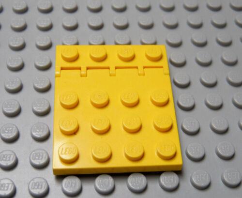 Viele /1 Lego Auto Top Truck Gelb Dach Scharniere Scharnier Platte Baukästen & Konstruktion LEGO Bau- & Konstruktionsspielzeug