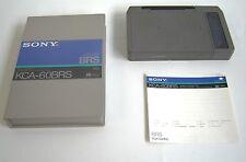 SONY KCA-60 BRS Cassette U-MATIC Professional Video Kassette Broardcast NEW