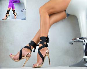 Nuevo-Disenador-Zapatos-Transparente-Sandalias-Sexy-Tacones-Altos-Party-de-Tacon