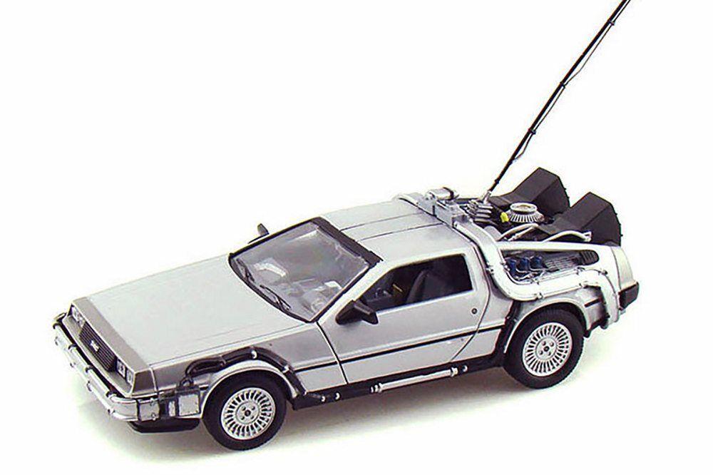 Volver Al Futuro Máquina del tiempo DeLorean diecast Set-modelos de de de todas las 3 películas  eb4bab