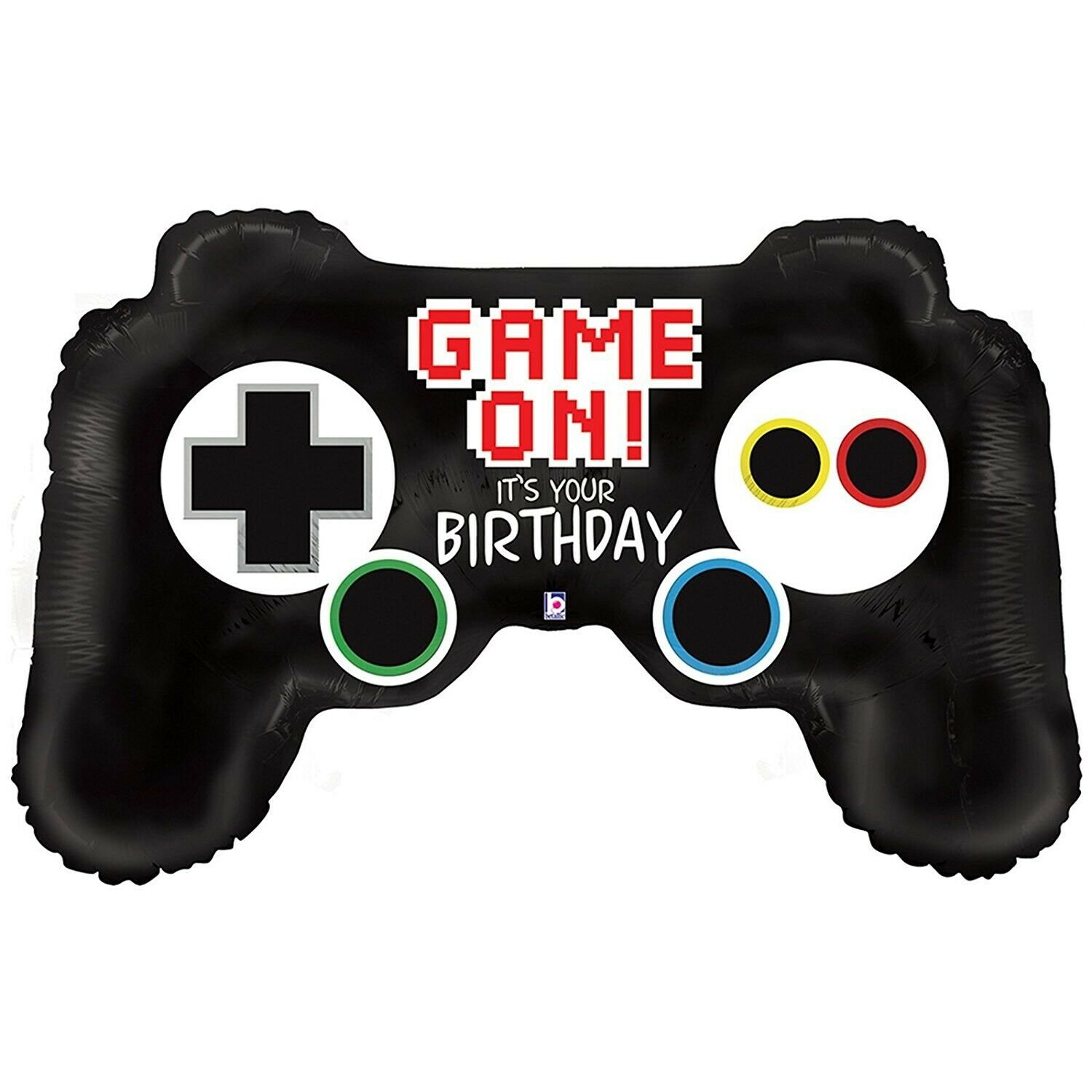 Epic Video Birthday Bouquet Foil Mylar Balloon Gaming Playstation Controllers For Sale Online Ebay