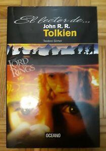 Libro El Lector de John R. R. Tolkien - Teodoro Gómez