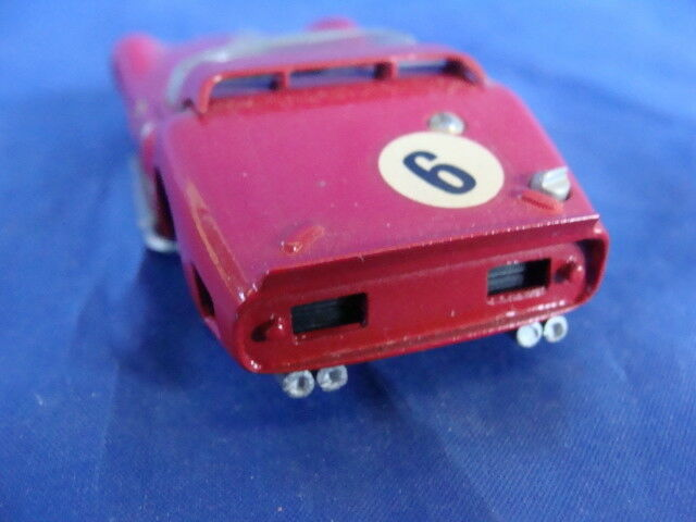 Western Models wrk wrk wrk 17 Ferrari 330p testa rossa le mans 1962 1 43 toys vintage c16c5d