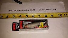 RAPALA Shallow Shad Rap Crankbait 3 1/2 in SSR-8 S SSR08 S fishing lure