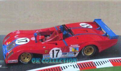 1:43 FERRARI 312 P 24H Le Mans 1973 - J.Ickx - B. Redman - Fabbri 62