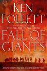 Fall of Giants Book Follett Ken PB 0330535447 GDN