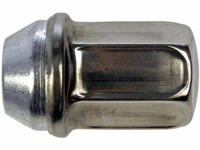 For 2001-2006 GMC Sierra 3500 Lug Nut Dorman 34947PW 2002