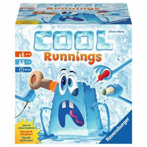 RAVENSBURGER-Cool-Runnings-Familienspiel-Wettlaufspiel-Gesellschaftsspiel