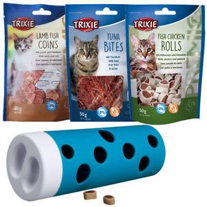 Snack Roll Pour Chats Comprend 3pk Friandises Agneau Poisson Pièces Thon Bouchées Poulet Rolls-afficher Le Titre D'origine Upjopbid-10035114-119315436
