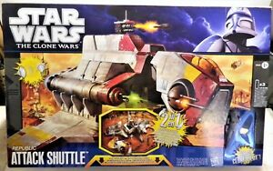 Star Wars Attack Navette de la République Hasbro