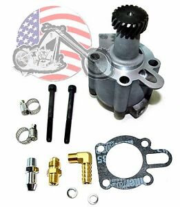 Replacement-OEM-Cast-Oil-Pump-Assembly-Assembled-Harley-Sportster-1991-2018-XLH