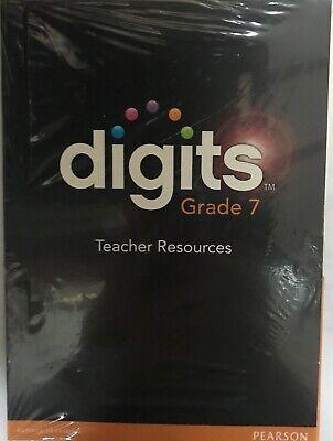 Pearson Envision Math Digits Grade 7 Teacher Resources DVD Rom Software 7th EBay