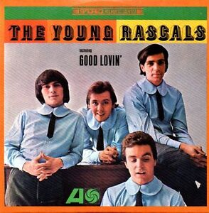 NEW-CD-Album-Young-Rascals-Self-Titled-Mini-LP-Style-Card-Case