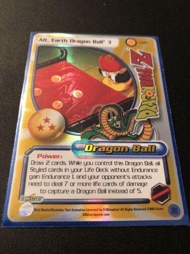 Dragon Ball Z CCG Alt Earth Dragon Ball 3 CA27! Cosmic Anthology Promo!!