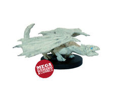 D&D Miniatures White Dragon Wyrmling #24 Monster Menagerie 2