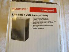 Honeywell L8184e 1265 Aquastat Relay