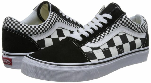 35d52bb67e VANS Authentic Mix Checker Vn0a38emq9b Black True Size 12 for sale ...