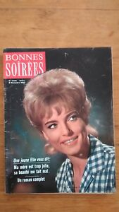 Bonne-soiree-N-2182-1963-FRANCK-POURCEL-JOHNNY-HALLIDAY-JOHN-ET-JACKIE-KENNEDY