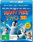 Happy Feet Two (Blu-ray, 2012, 2-Disc Set)