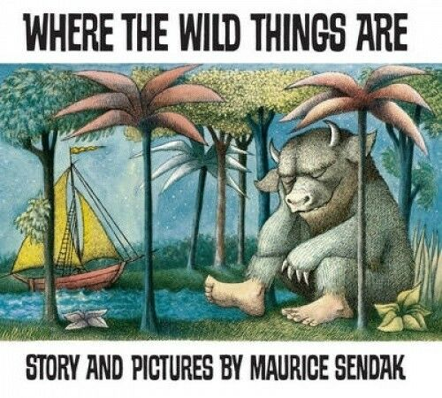 1 of 1 - Where the Wild Things Are by Maurice Sendak.