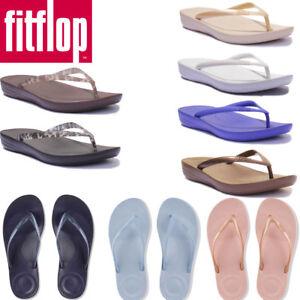 04132bdc9493c Image is loading Fitflop-Iqushion-Super-Ergonomic-Women-Rubber-Orange-Flip-