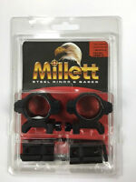 Millett Scope Mount Rings Browning A-bolt A Bolt 1 Med Weaver Style Cp40712