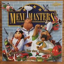 Titan Series: Menu Masters by Calliope Games