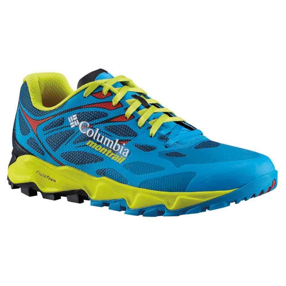 Nuevo En Caja Columbia Montrail Trans Alps f.k.t. II-calzado para correr para hombres