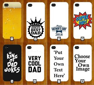 more photos 628db 0553a Details about Fathers Day Phone Case Cover Gift Present Idea Cheap  Personalised Ideas For Dad