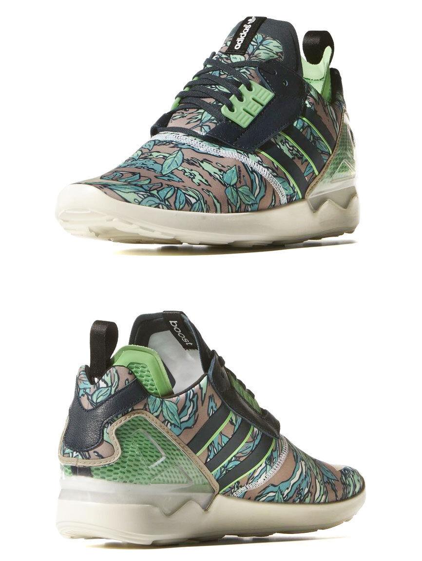 NIB~Adidas ZX 8000 BOOST AOP Running gym Energy flux Shoe Supernova~Uomo size 12
