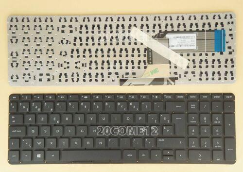For HP 15-p198nb 15-p199nb 15-p244nb 15-p248nb Keyboard Belgian Clavier NO Frame