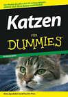 Katzen fur Dummies by Paul D. Pion, Gina Spadafori (Paperback, 2008)