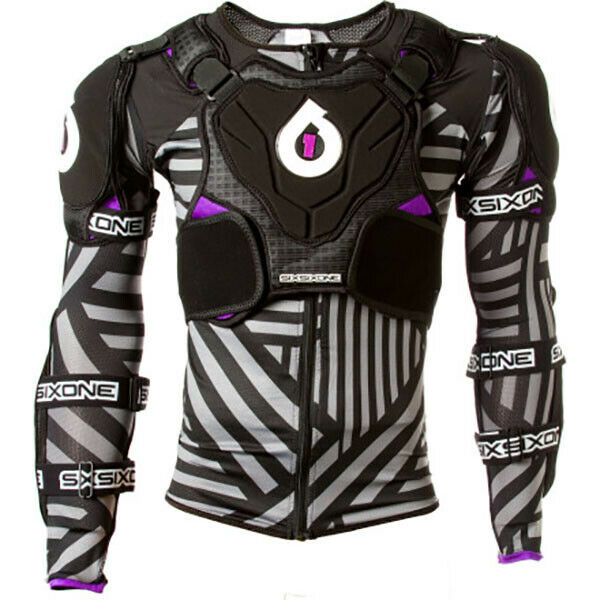 NEW 661 Evo Pressure Suit MTB Body  Armor Size - Men's Large - SixSixOne  top brands sell cheap