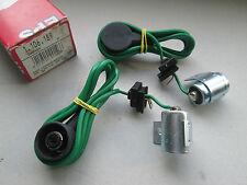 2x Kondensator für Bosch - Mercedes D-Jetronic / 280 /8  W114 / 280 W116