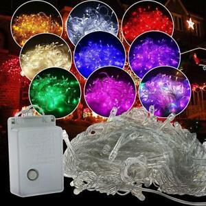 100-400-800LED-Fairy-String-Light-Wedding-Christmas-Home-Party-Decor-Lamp