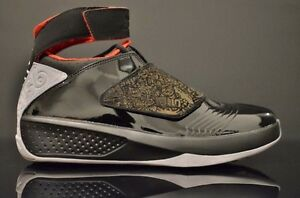 9e3980fb9908 Nike Air Jordan Retro XX 20 STEALTH Black Varsity Red 310455-002 Sz ...
