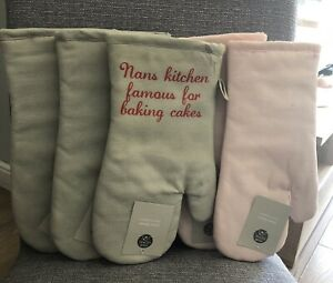 Mitt Baker GIFT BBQ Cooking Personalised Keep Calm /& Bake Cakes Oven Gloves